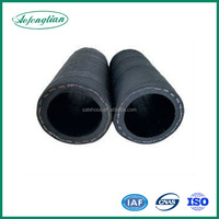 Sand blast hose fabric cover concrete pump used sandblast rubber hose