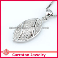 Carraton jewelry factory offer Silver price per grams jewelry