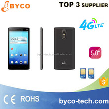 Latest 4G LTE 15 mp camera phone/ cheap bulk China smart mobile
