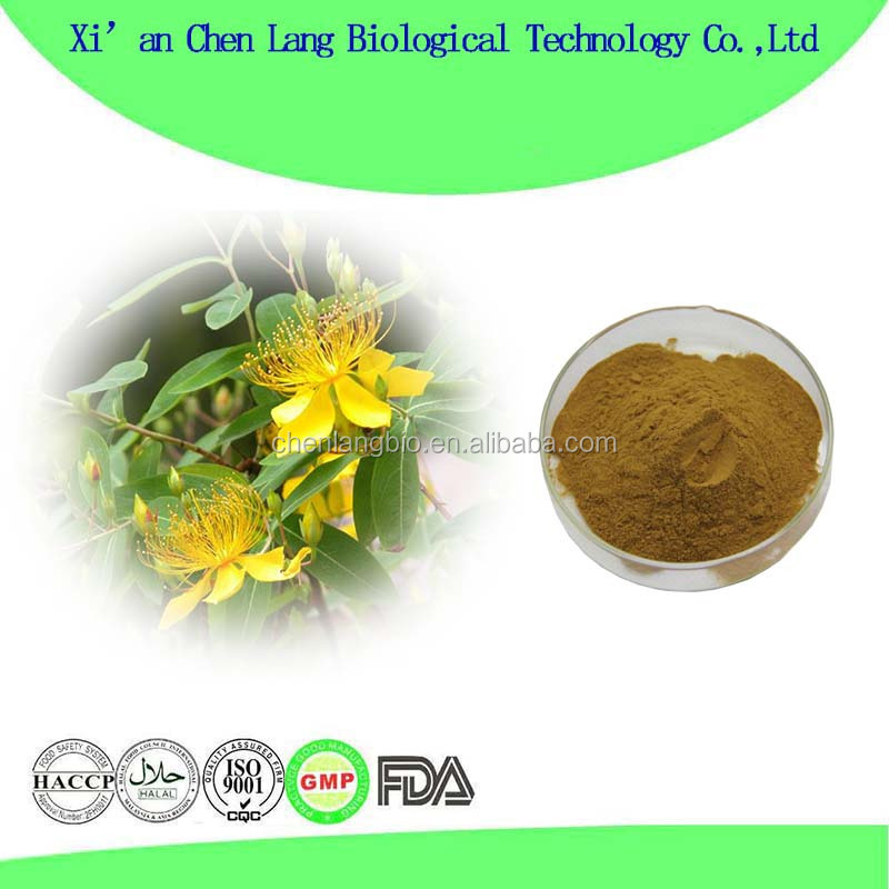Pure Natural st.Johns Wort Extract Hypericin 0.3%