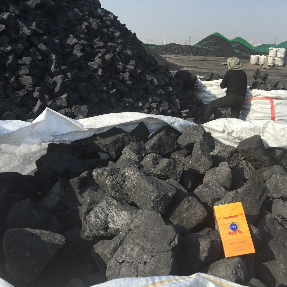 Coke Coal for foundry 60-200mm