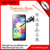HUYSHE 2.5d 9H asahi tempered glass screen protector for samsung galaxy s6