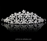 Brand new design crystal Tiaras night party crowns
