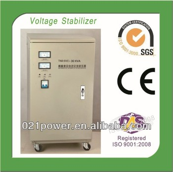 Power Conditioner Power Line Conditioner 3 Phase Voltage