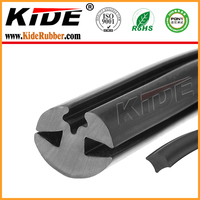 rubber window seal double glazing seal