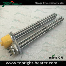 Stainless steel 3-Phase teflon coated heating element