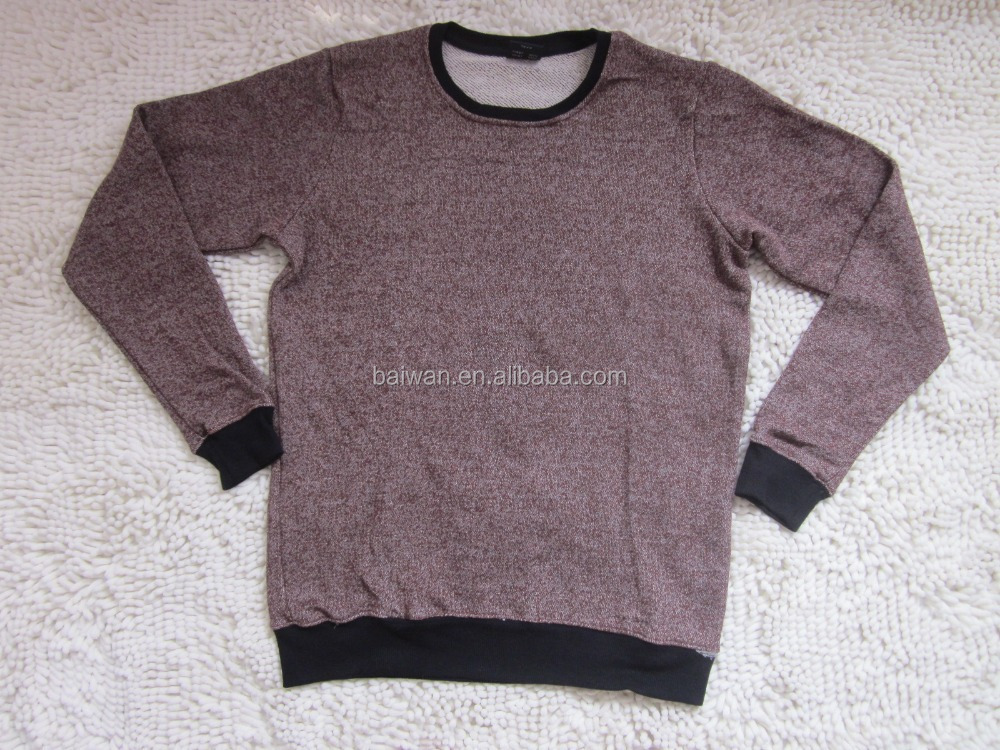 Men fashion new design pullover china overstock