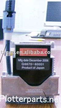 Q6670-60001 Print head - Six are used - For the Designjet 8000s printer series
