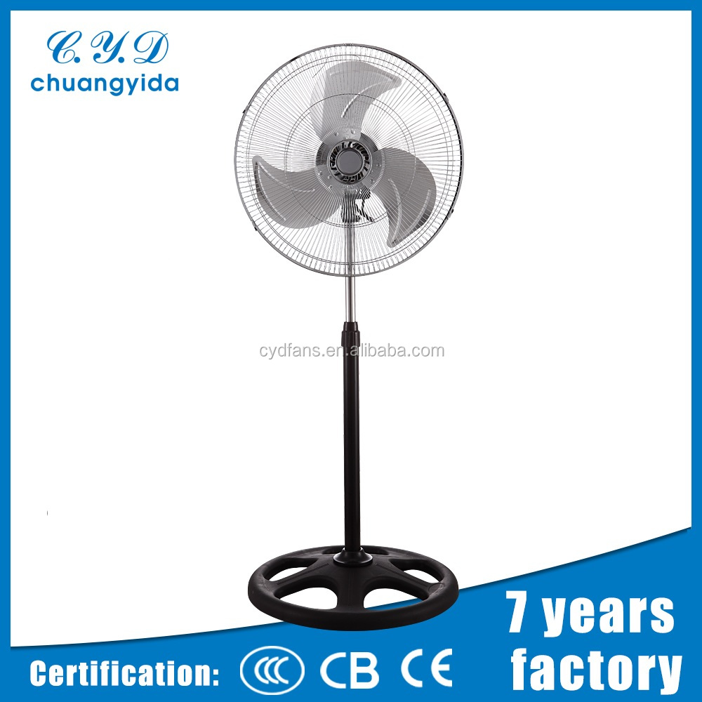 New design oscillation optional 18'' outdoor stand fans price