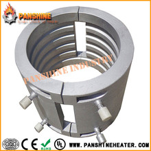 panshine heater with round heating element for band heater
