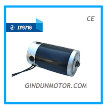 dc motor 800w 24v fo electric tools and vehicle