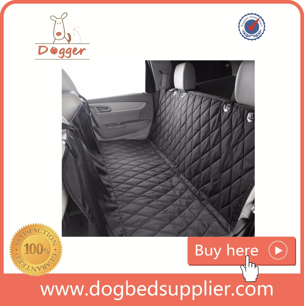 2 Way High quality waterproof sofa crate design pet car seat cover