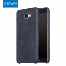 [X-Level] 2017 Top Sale Vintage PU Case for Samsung Galaxy A9 Pro Wholesale