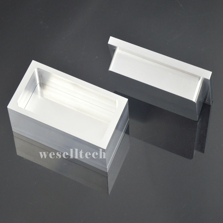 Manufacture aluminium pre press <strong>mold</strong> 2''x4'' rosin press <strong>mold</strong> in stocks from China