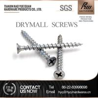 manufacture china drywall scre... and competitive price good price flat head drywall screw made in China
