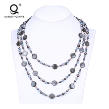Wholesale China Daking Jewelry Factory Price Freshwater Pearl Necklace Jewelry Sale