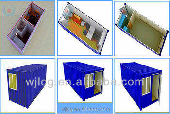 20ft ISO CE container homes, container office for China