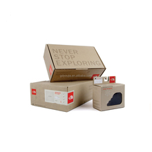 custom logo printing suitcase waxed cardboard packaging boxes manufacturer