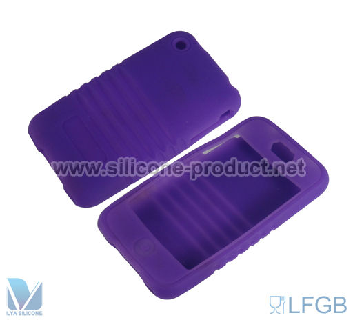 For iPod Touch silicon skin case iTouch 4 4g New