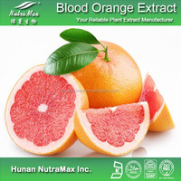 Top Quality Blood Orange Extract Anthocynidins15%