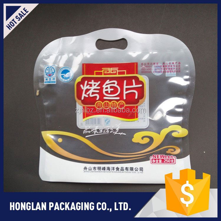 Hot sale biodegradable food packaging vacuum plastic bag wholesale price
