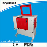 New products 2015 King Rabbit 3050SC low price Laser engraver
