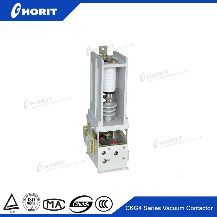 CE AC 3KM Mining 1.14KV 380V 400A Single Phase AC Vacuum Contactor