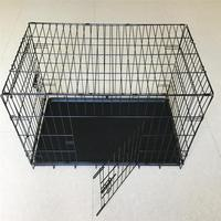 New Design Fold & Carry Double Door Dog Crate