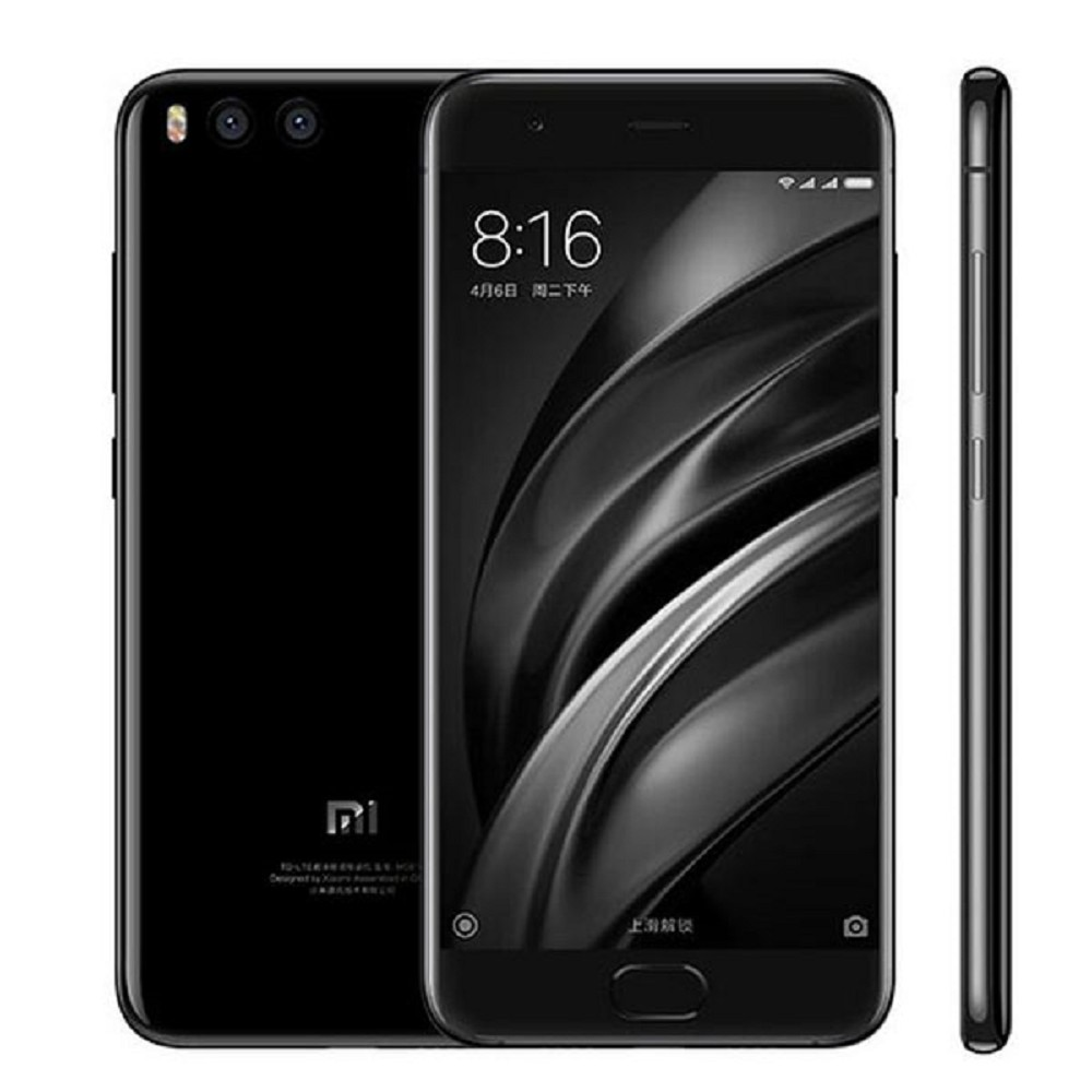 Original Xiaomi Mobile phone made in China Mijia Android Mi6 Smartphone flagship handset with 4/64 GB touch screen dual SIM card