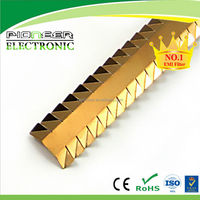 with adhesive tape mounting PECF842300 Twist Beryllium Copper Finger stock gasket