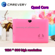 Cheapest tablet pc made in China/ best cheap 7 inch tablets for bulk wholesale/ CAREVERY android tablet CY-70B