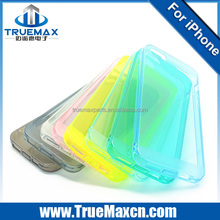 Clear Cover for iPhone 5 TPU Case, for iPhone 5 5S Soft Transparent Case