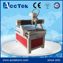 ACCTEK wood dowel cnc router engraving machine /6090 woodworking machine