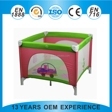 European standard luxury baby playpen plastic pen