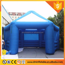 Cheap outdoor Mini advertising inflatable cube tent for activity