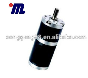 BLDC brushless electric gear motor for napkin machine/stage light with high quality low price