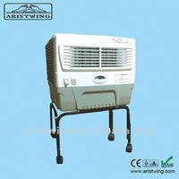 domestic and industrial air cooler with water tank,250watts power popular in M-East area