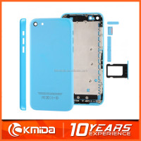 mobile phone accessory for iphone 5c back cover housing replacement