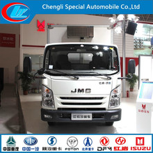Factory direct sellingcold room truck JMC unit cooling truck 4*2 vegetable refrigerator truck