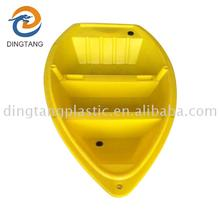 Factory direct rescue boat plastic pontoon boats prices hulls with high performance