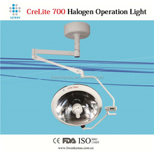 overall reflection Crelite700 shadowless light Halogen Bulb/operation theatre lamp with Camera