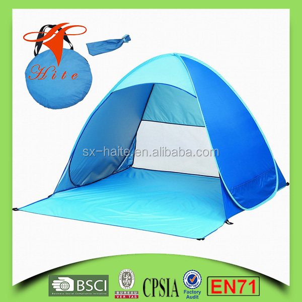 Automatic Pop Up Instant Outdoors Tent/Cabana Beach Tent /Portable Sun Shelter