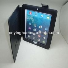 Good quality hot selling for iPad3 pu leather handle case