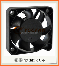 Manufacturer supply size 17mm-250mm UL CE 40x40x10mm 5v 24v DC cooling fan 12v