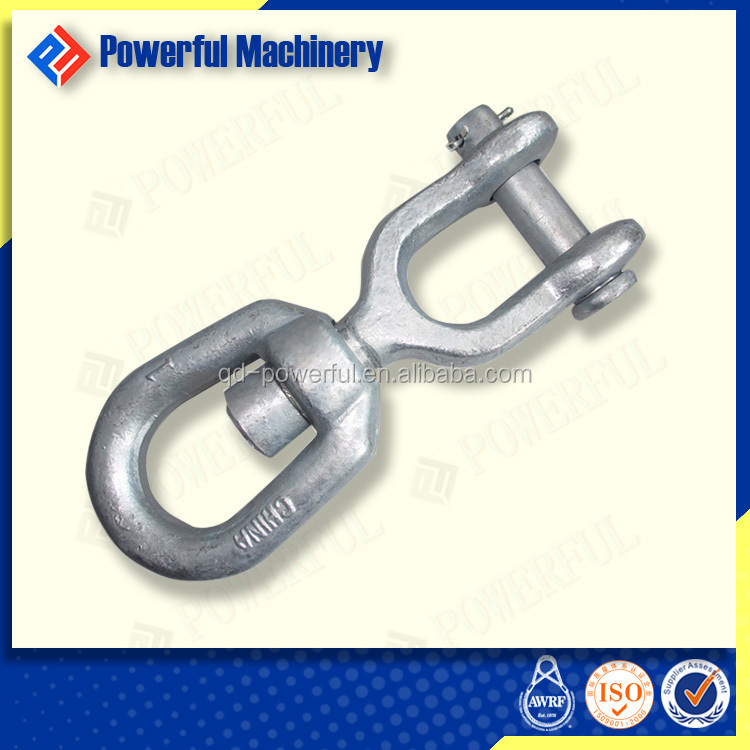 US Type Forged G403 Jaw End Clamp Swivel Snap Hook Good Price