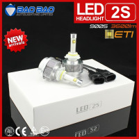 BAOBAO 2015 Lastest high-power 30w 3600lm car led headlight 9-32v wide volatage,your best choice