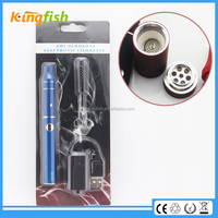 Hot product 650mah battery e cig dry herb attachment with factory price