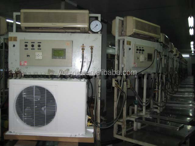 split wall mounted Vacuum tube solar cooler energy air conditioner system,solar AC ,solar AC conditioner