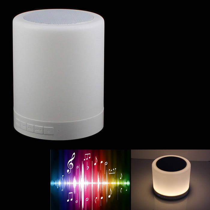 Funkysky Cable Lamp Bluetooth Light Up Speakers Subwoofer ...