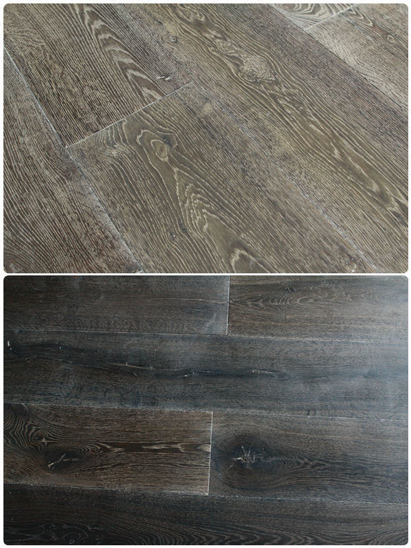 Water Base Russian&European Oak engineered Hardwood flooring
